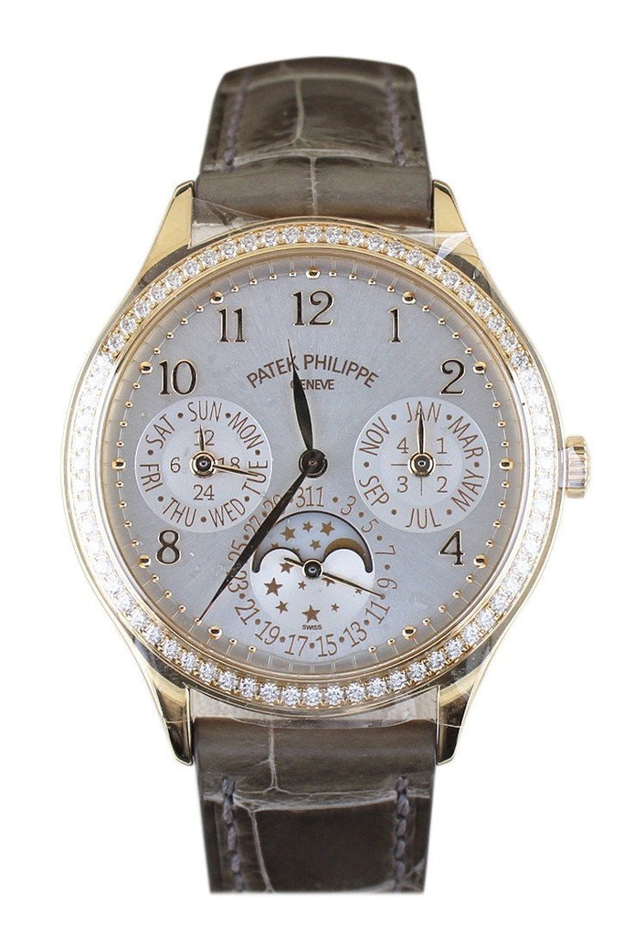 Patek Philippe Ladies Grand Complications Perpetual Calendar Rose Gold Ladies Watch 7140R-001