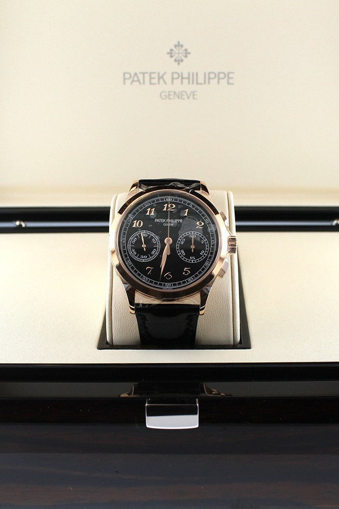 Patek Philippe Complications Chronograph Rose Gold Men Watch 5170R-010
