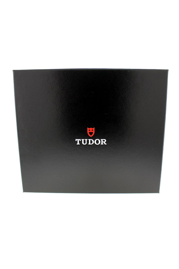 Tudor Blackshield Automatic Chronograph Black Dial Rubber Mens Watch 42000Cn-Bkrs