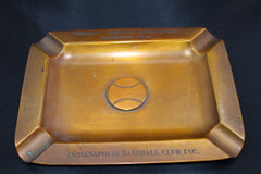 1948 Indianapolis Indians American Association Champions Ashtray - Vintage Indy Sports