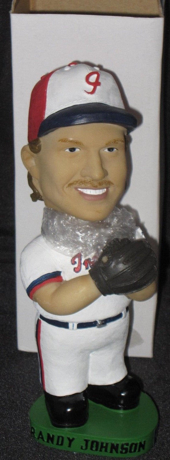 Randy Johnson Indianapolis Indians Bobblehead, SGA - Vintage Indy Sports