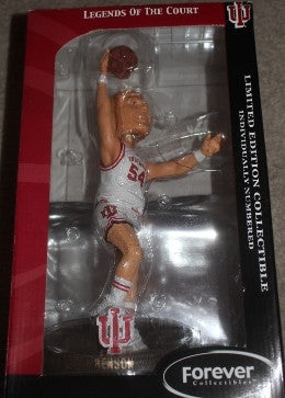 "Kent Benson Indiana University Basketball Limited Edition 10"" Bobblehead 456/2500 - Vintage Indy Sports"