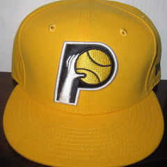 Indiana Pacers New Era 950 Adjustable Strap Cap, - Vintage Indy Sports