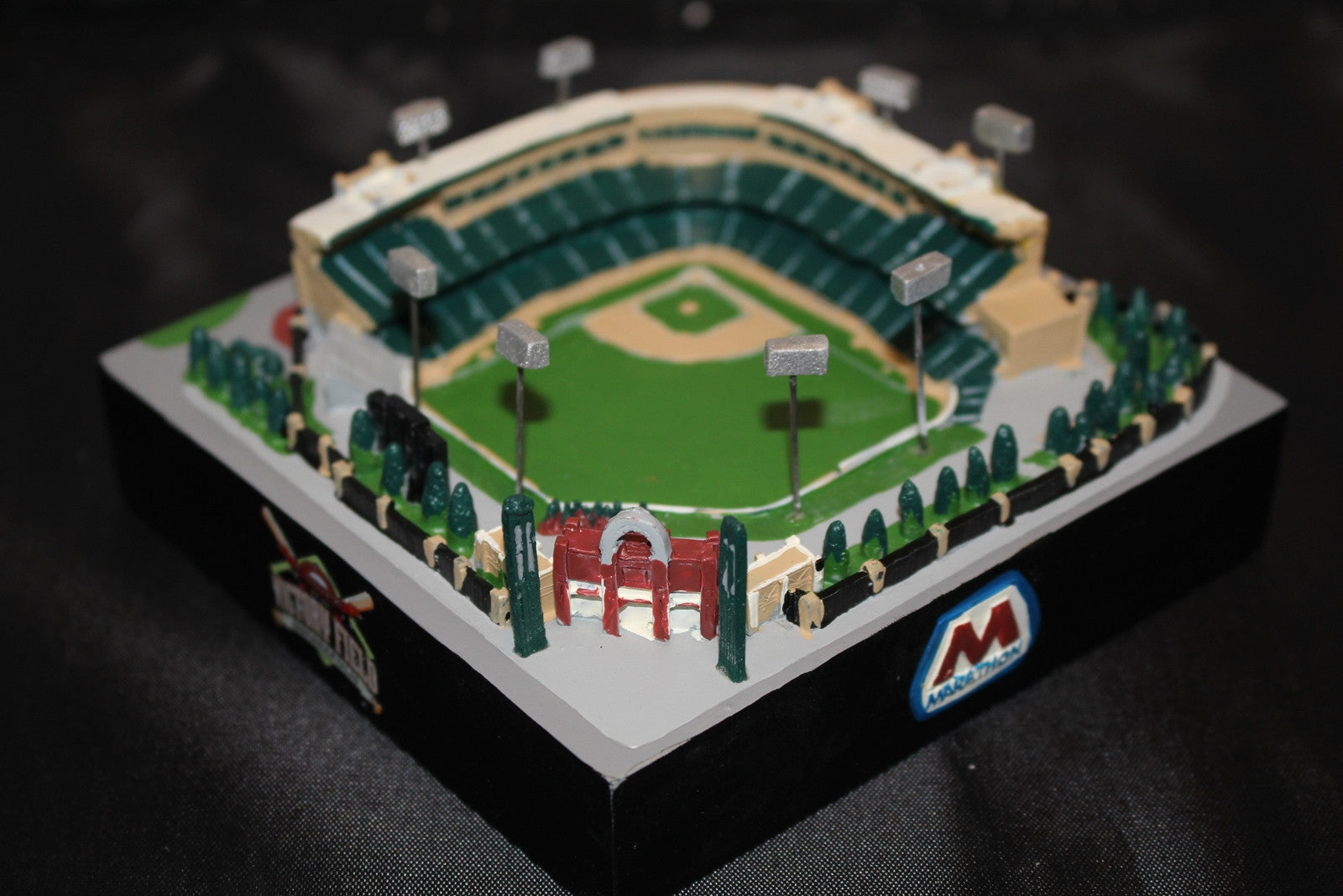 2006 Indianapolis Indians Victory Field Replica SGA - Vintage Indy Sports