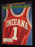 December 4, 1979 Sports Illustrated, Indiana Basketball No. 1 - Vintage Indy Sports