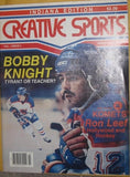 1985 INDIANA EDITION CREATIVE SPORTS MAGAZINE - Vintage Indy Sports