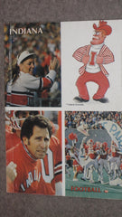 1979 INDIANA UNIVERSITY FOOTBALL MEDIA GUIDE - Vintage Indy Sports