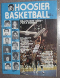 1978-79 HOOSIER BASKETBALL MAGAZINE, LARRY BIRD COVER - Vintage Indy Sports