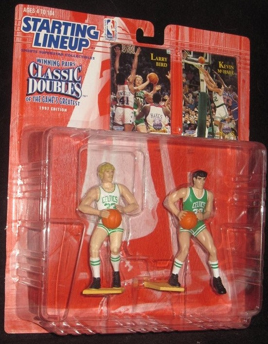 1997 Larry Bird / Kevin Mc Hale Classic Doubles SLU - Vintage Indy Sports