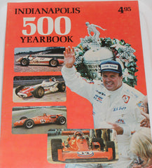 1977 Hungness Indianapolis 500 Yearbook