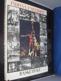 1975 Indiana University Basketball Oversized Hardback Book, Ray Marquette - Vintage Indy Sports