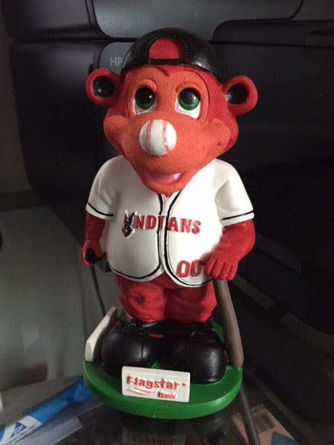 Indianapolis Indians SGA Piggy Bank MIB - Vintage Indy Sports