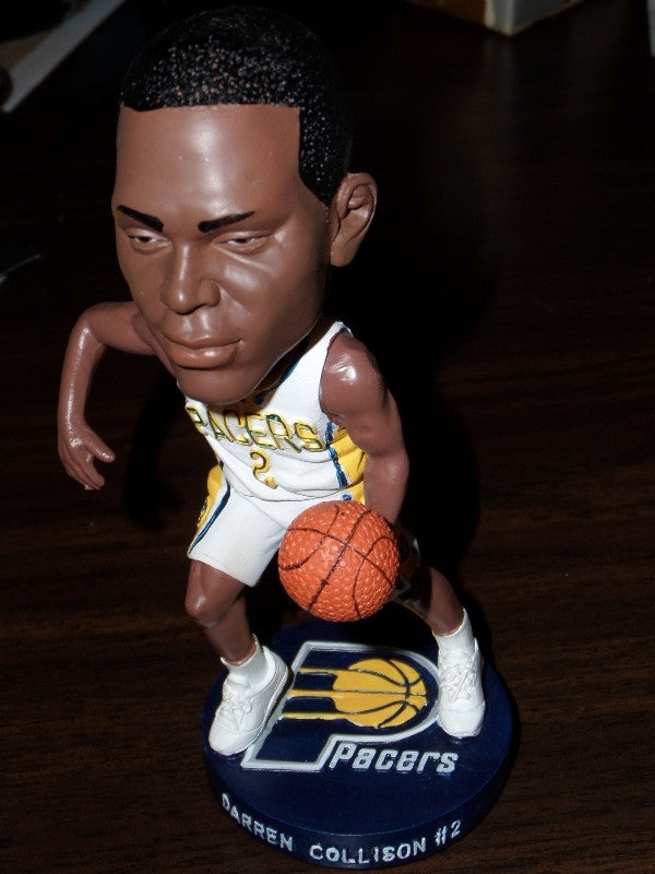Darren Collison Indiana Pacers Bobblehead SGA - Vintage Indy Sports