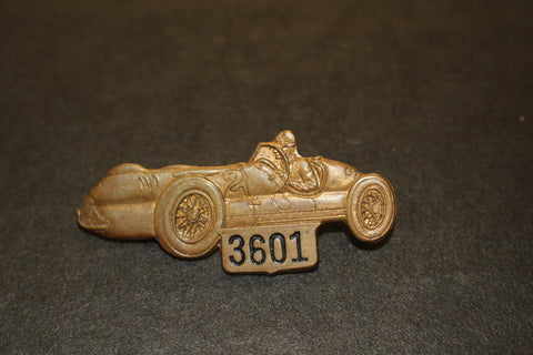 1947 Indianapolis 500 Pit Badge, 3601