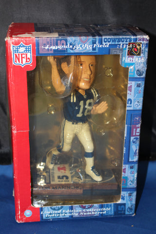 Peyton Manning Legends of the Field Bobblehead 2009/5044
