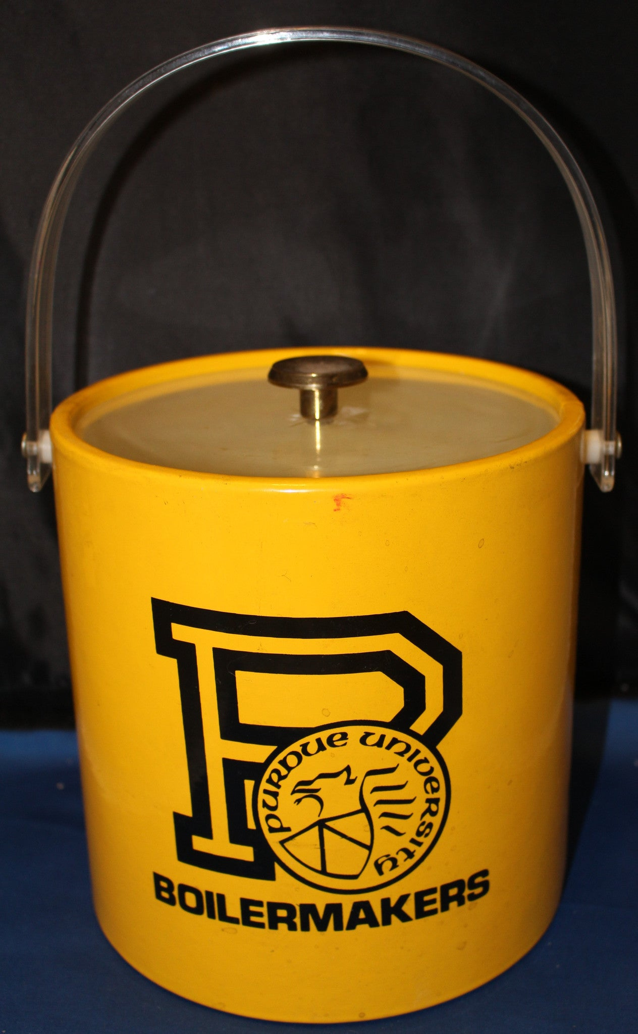 Purdue University Ice Bucket - Vintage Indy Sports