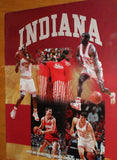 1997-98 Indiana University Basketball Media Guide & Yearbook - Vintage Indy Sports