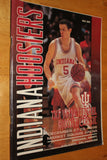 1996 Hoosier Classic Tournament Basketball Program - Vintage Indy Sports