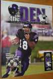 2002 Indiana University vs Northwestern Football Program