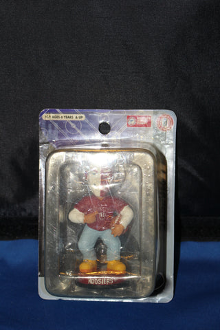 Indiana University Mascot Mini Bobblehead New