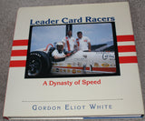 Leader Card Racers A Dynasty of Speed Hardback Book