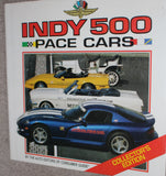 Indy 500 Pace Cars Hardback Book