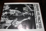 1970 ABA Championship Finals Program, Indiana Pacers vs LA Stars - Vintage Indy Sports