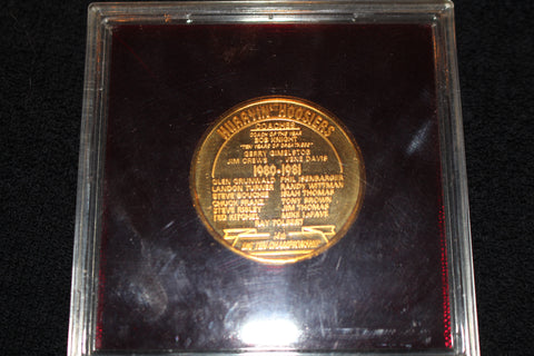1980 Indiana University Big Ten Champions Commemorative Coin