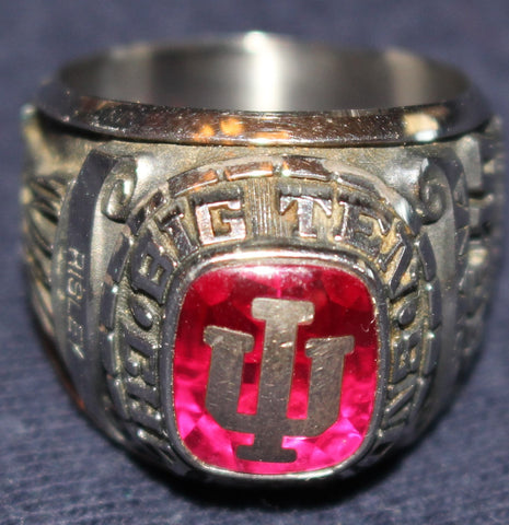 1980 Indiana University Big Ten Basketball Champions Ring