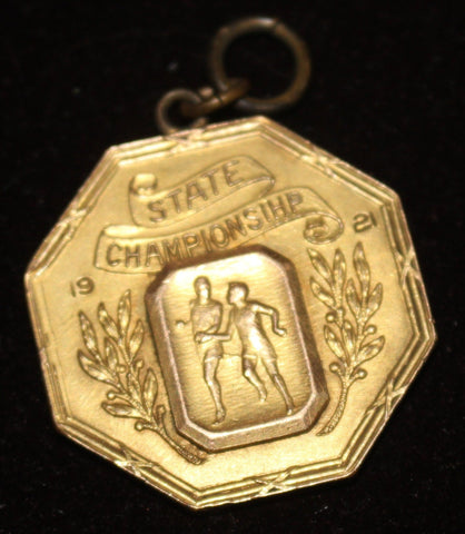 1921 Indiana High School Track & Field Relay Championship Medal
