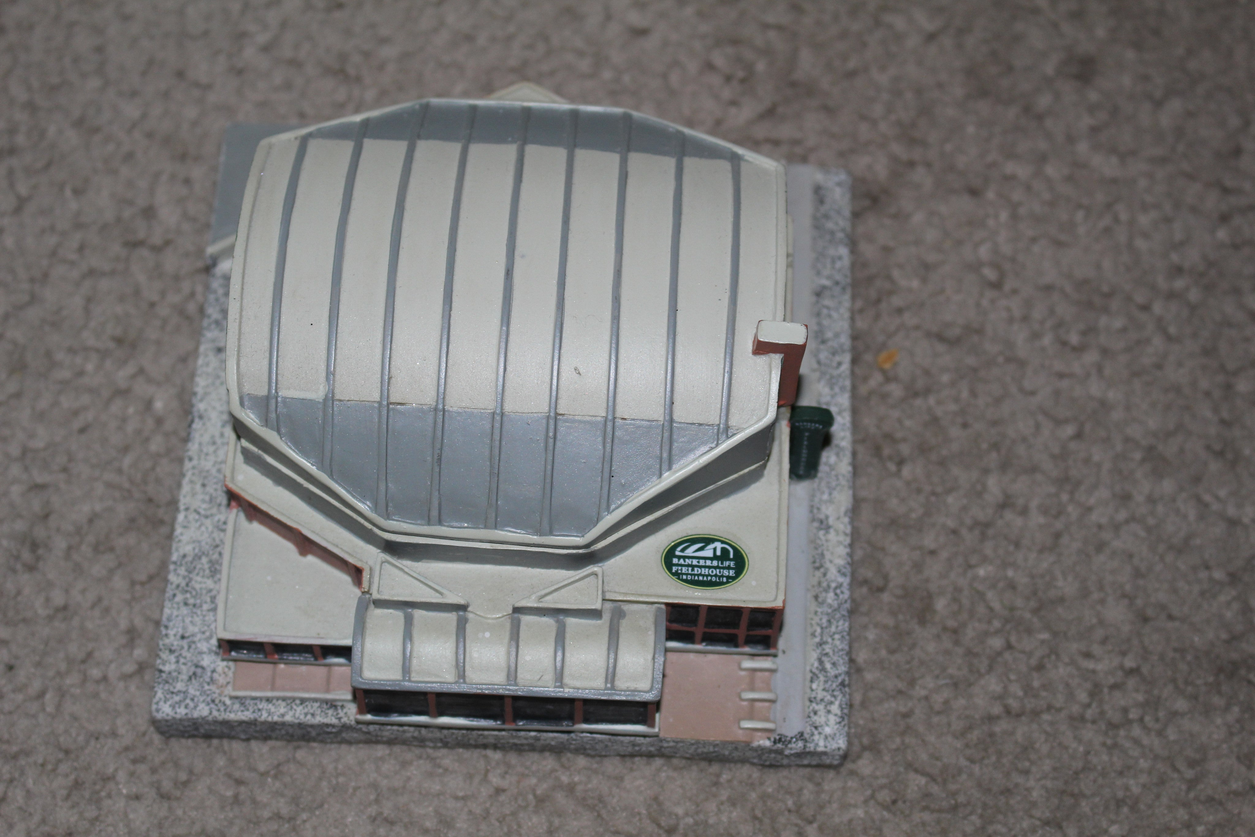 Bankers Life Fieldhouse Replica Stadium, In Box - Vintage Indy Sports