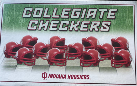 Indiana University Checkers Board Game