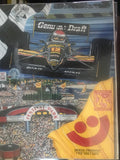 1992 Miller Genuine Draft 200 Milwaukee Race Program