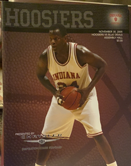 2005 Indiana University vs Duke Basketball Program