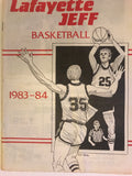 1984 Valparaiso vs Lafayette Jeff, Indiana HS Basketball Program