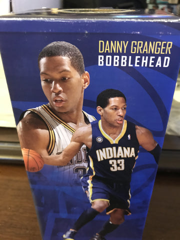 Danny Granger Indiana Pacers SGA Bobblehead, New in Box!