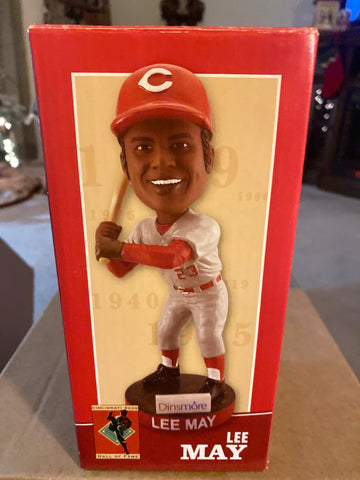 Lee May Cincinnati Reds Hall of Fame Bobblehead