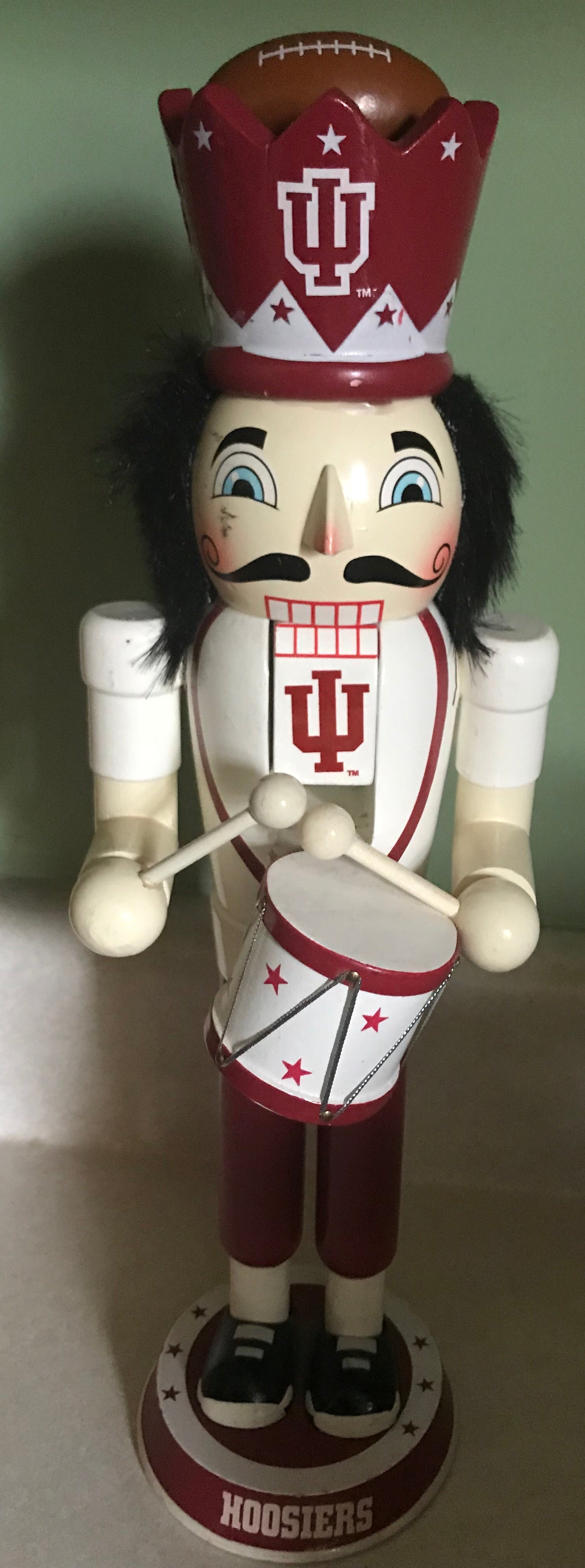 Indiana University Forever Collectibles Nutcracker
