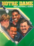 1985 Notre Dame Football Guide