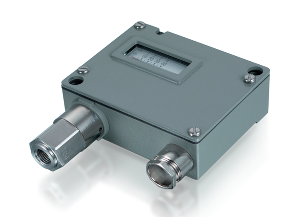 Trafag | Differential Pressure Switch | SS316