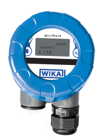 WIKA | Ultrasonic Level Transmitter