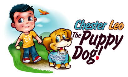 Chester Leo: The Puppy Dog!