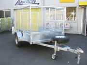 Aakron Xpress Box Trailers
