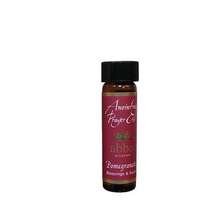 Anointing Oil Pomegranate  1/4 ounce ( 2 Scents)
