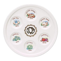 Passover Disposable Plastic Seder   PPT-6