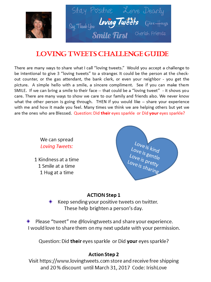 Loving Tweets Challenge Guide