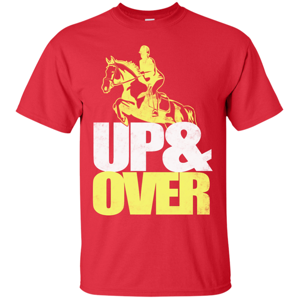 Horse Lovers Cotton T-Shirt