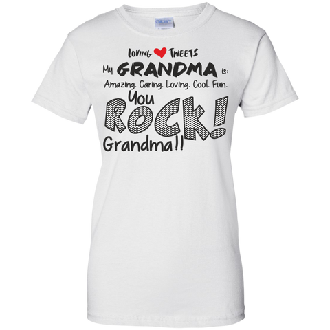 Grandma Rocks T-Shirt