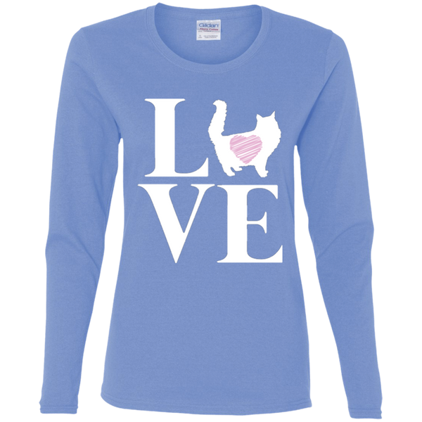 I love my Cat LS T-Shirt