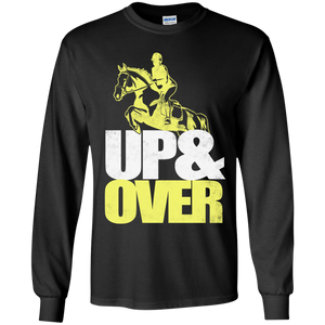 Horse lovers Youth LS T-Shirt